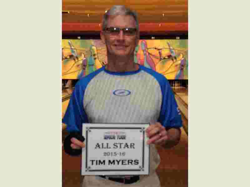 All Star Tim Myers